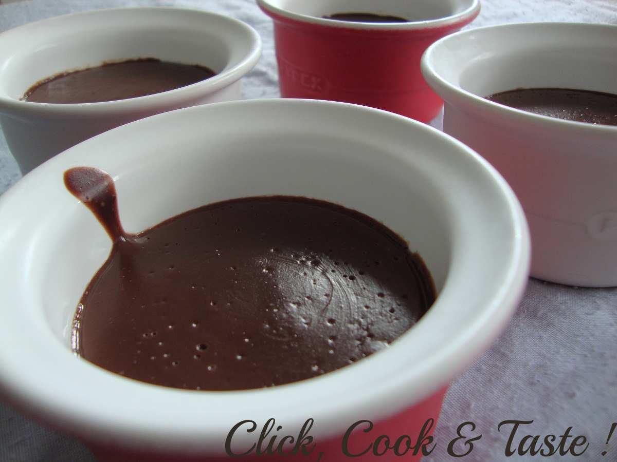 Crème dessert au chocolat (danette)