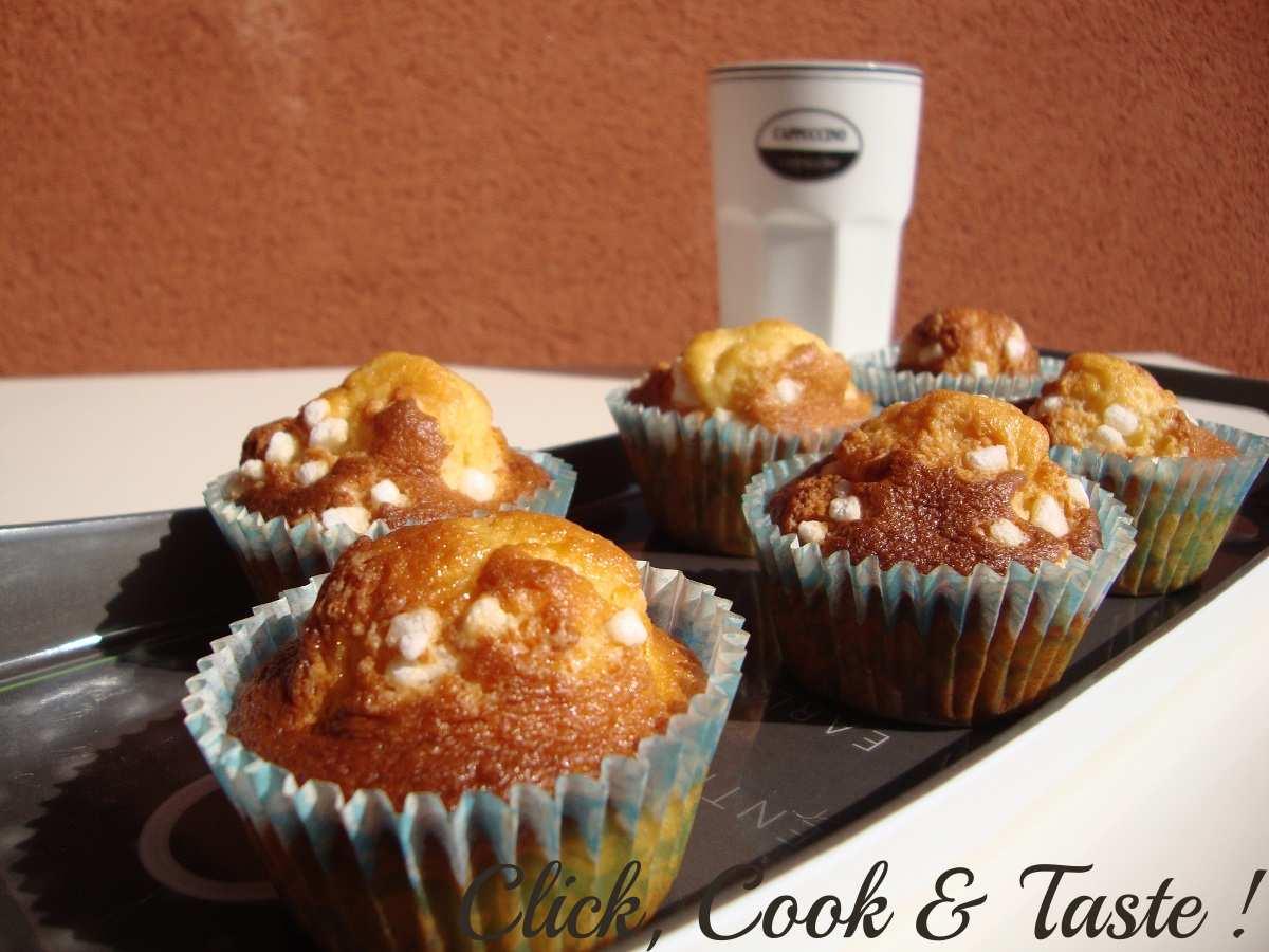 Gâteau au yaourt version muffins