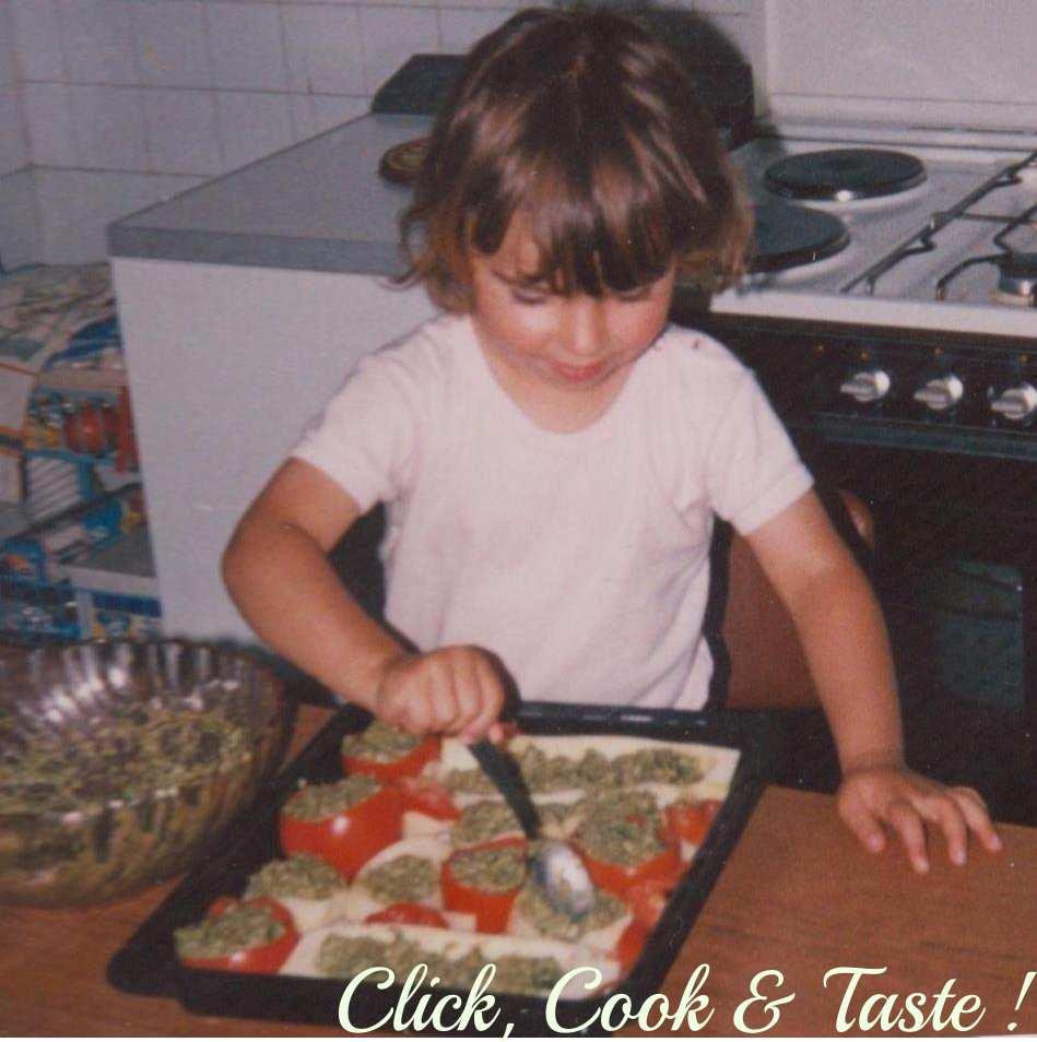 Je devais avoir environ 4 ans ^^