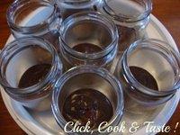 Yaourt poire - chocolat