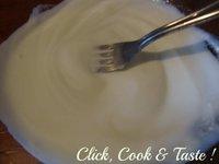 Yaourt façon crème brûlée