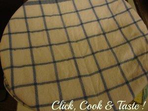 Pain de seigle (sans machine à pain)