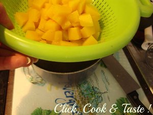 Risotto de courge butternut