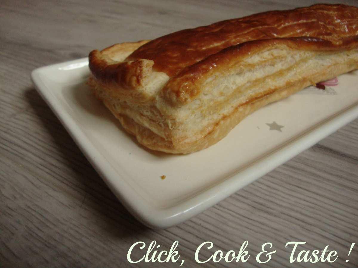 La pâte feuilletée (étapes par étapes)