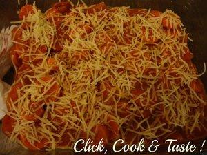 Lasagnes de carottes
