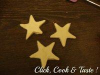 Pain surprise de fête : guacamole et crevettes / foie gras, crudités et mayonnaise au miel