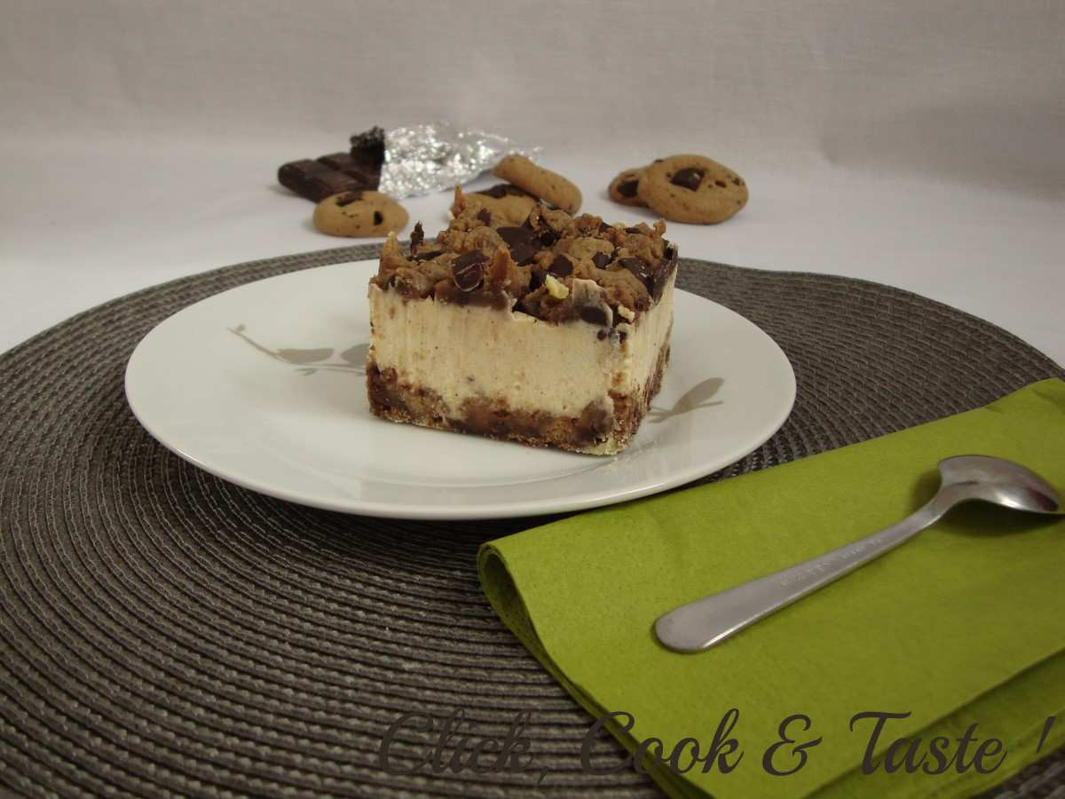 Cookie - cheesecake - Battle food #18