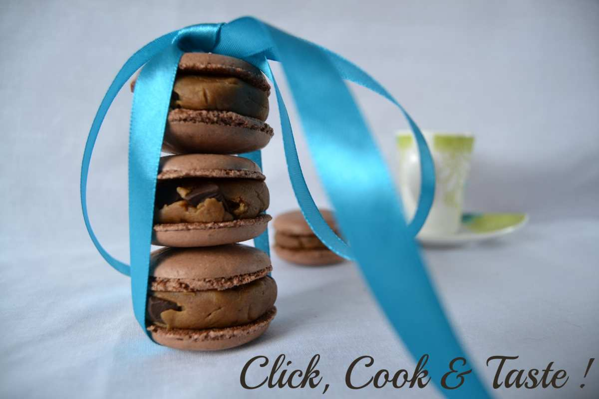 Macarons cookies